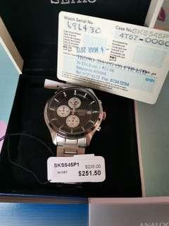 🚚 (Cheapest price) Seiko Watch