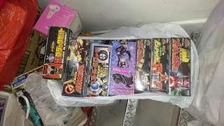 🚚 Sale toys Robots sentai power rangers
