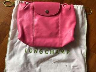 🚚 Authentic longchamp pink sling bag