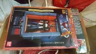 🚚 Soul of chogokin soc mazinger loading bay robots