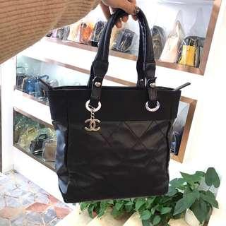 Authentic Pre-loved Chanel Shopping Tote