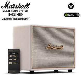 (WiFi + Bluetooth) Marshall Woburn Multi-Room System