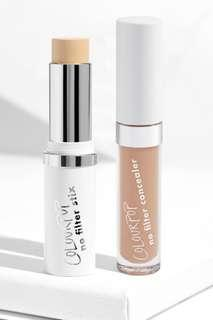 Colourpop foundation stick and concealer