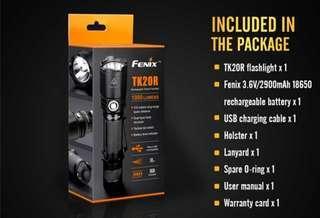 Fenix TR20R