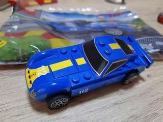 LEGO SHELL FERARRI 250 GTO