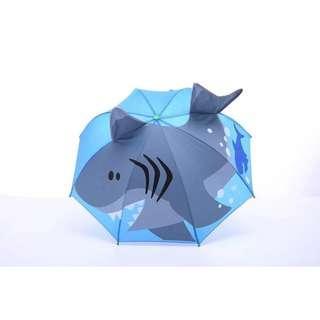 美國原單正版 3D兒童雨傘 卡通立體雨傘 兒童立體造型傘 直立傘 兒童傘