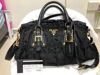 64643223c prada bag nylon tessuto | Luxury | Carousell Singapore