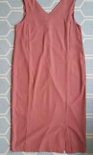 JEC Nursing Maxi Dress