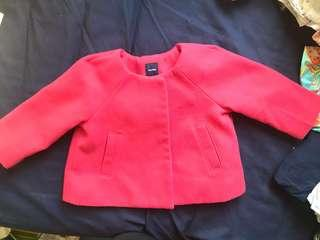 紅色褸 新年衫 stylish red coat