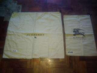 Take all! Burberry Bundle Dustbags