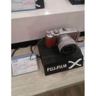 Kamera fuji xa5 bisa dikredit langsung bunga 0% tanpa kartu kredit