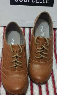 Coup Belle Brown Boots