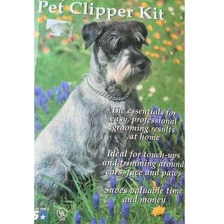Pet Clipper Kit (Grooming)