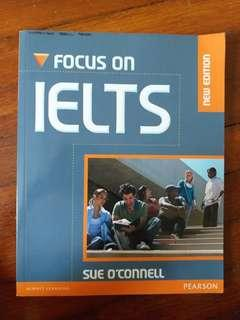 Focus on IELTS New Edition by Pearson