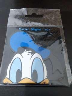 🚚 Donald duck fridge magnet