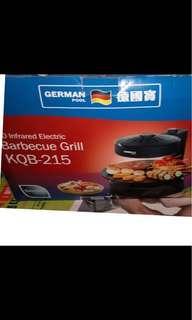 德國寶韓式光波燒烤爐KQB-215