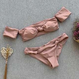 Tie Know Bikini sizeM