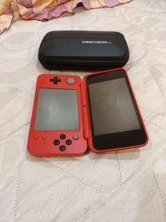2ds XL limited pokeball edition