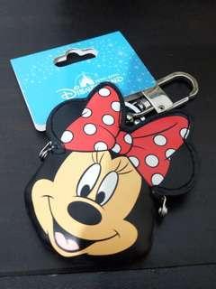 🚚 Minnie Mouse small purse / key chain