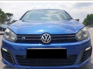 Volkswagen Golf R DSG 5-Dr Auto