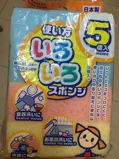 (購物可送)清潔刷 洗碗 洗車 日本 daiso