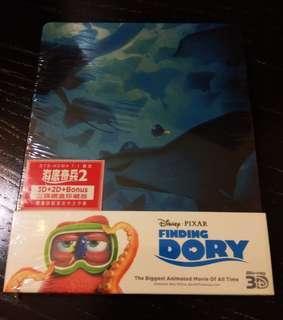 【鐵盒版】Blu-ray海底奇兵2 (3D+2D+Bonus)