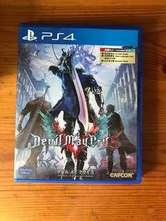 Devil May Cry 5 有code