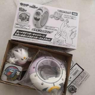 Limited Pokemon Tretta Gengar Mega Ring