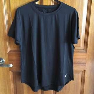 Dri Fit Black T-shirt top