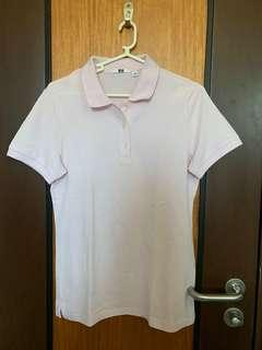 Uniqlo Womens Collared Shirt