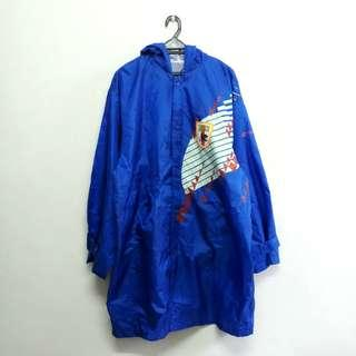 Vintage 1994 JFA Japan Raincoat Jacket