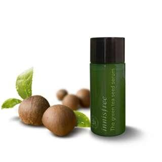 #EST50 FREE POSLAJU INNISFREE GREEN TEA SEED SERUM 15ML