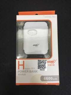 HAME 華美 充電器 6600