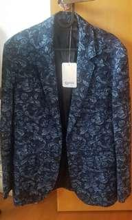 NEW Philip Lim Embroidered Suit