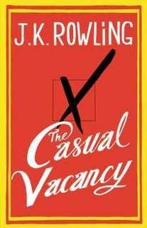 Casual Vacancy Hardbound Book