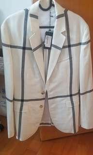 NEW Philip Lim 3.1 Suit 100% Wool