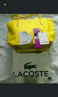 Repriced LACOSTE TOTE