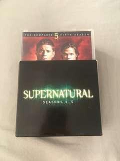 Supernatural S1-6
