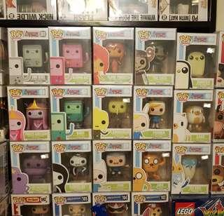 Adventure Time with Finn and Jake Funko Pop! Catoon Network