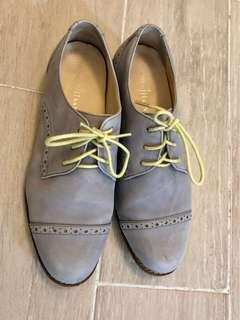 Cole Haan Suede Oxford Shoes