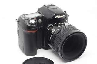 Nikon 60mm 2.8D Macro Bargain