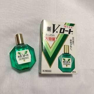 🚚 Japan Rohto V Eyedrop 20ml