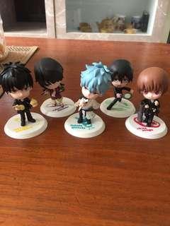 <Anime>Gintama mini figures