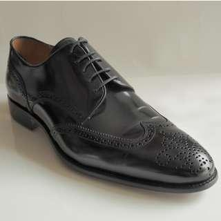 Bally Classic Derby Shoes (Leather Black)