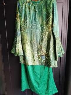 Combo rm50 2pcs baju Kurung Moden