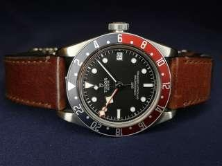 [SOLD] Tudor Black Bay Pepsi GMT