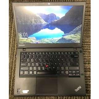 Lenovo Thinkpad T440S (Upgraded Intel Core i7 Version)