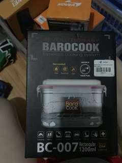 AUTHENTIC BAROCOOK