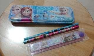 Frozen 文具套裝
