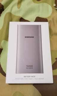 Samsung 10000 mAh 流動充電器